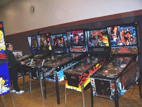 Supporting The Toronto Pinball And Gameroom Show
